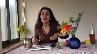 איך להכין בבית מסיכה טבעית לפנים חלק 3