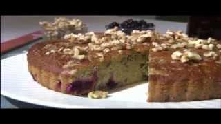 עוגת אוכמניות ואגוזי מלך, מתוך 'מיקי שמו עושה בית ספר' - עונה 2: פרק 2