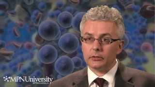 How Do You Treat Patients With Splenomegaly Who Are Already Anemic? - MPNUniversity.tv שריעות הטחול