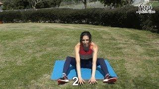Fit4 Back- אימון שחרור לגב