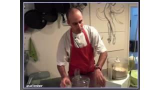 תכנית בישול בריא מאת אסף לשר