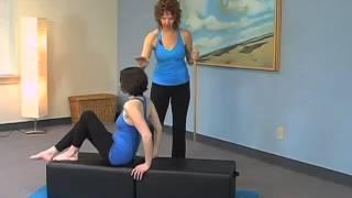 פילאטיס מזרן (פרק 2_12): התבוננות על עמוד שדרה זקוף