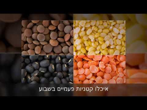 7 מזונות להעלאת רמות המגנזיום בצורה טבעית