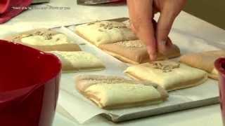 לחמניות שחור לבן של ניצן אלקובי, אופה הבית של ערוץ האוכל