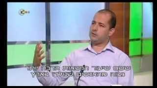 ד'ר ראוי חזאן, מנהל מרפאת השירות למחלות כבד במרכז רפואי העמק, מסביר על צהבת