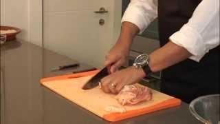 פינת הבישול עם יוסי בן דיין - מסחן (עוף בתנור)
