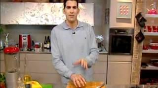 שגב במטבח - עונה 1 פרק 27 -מרק שעועית