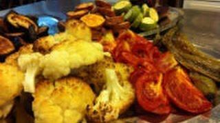תכנית בישול בריא בשידור חי מס' 1