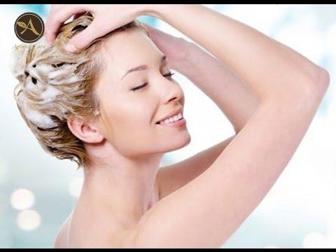 איך להכין שמפו ללא מלחים ונגד קשקשים