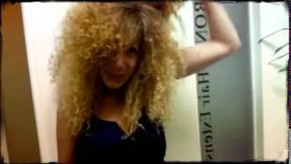 תוספות שיער תלתלים , סוגי שיער מתולתל מגוונים