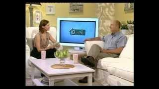 """אלונה שכטר וד""""ר ריסין-הד'ר מסביר על ניתוח פלסטי לילדים"""
