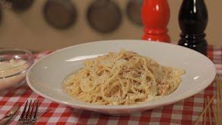 ספגטי ברוטב אגוזי מלך, מתוך 'לאון אל דנטה - איטליה בבית', עונה 2: פרק 8