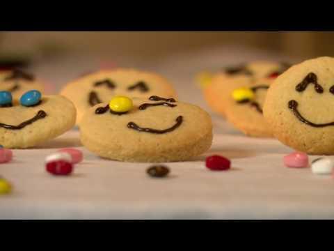 מתכון לעוגיות מסיכות לפורים - סודות מתוקתקים עם קרין גורן