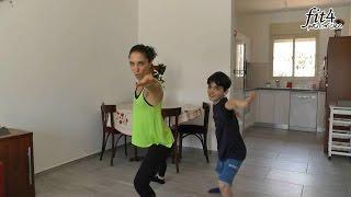אימון ספורטיבי לילדים